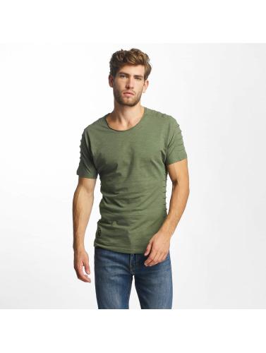 Red Bridge Herren T-Shirt Enver in khaki Freiheit In Deutschland 0lEVXo3
