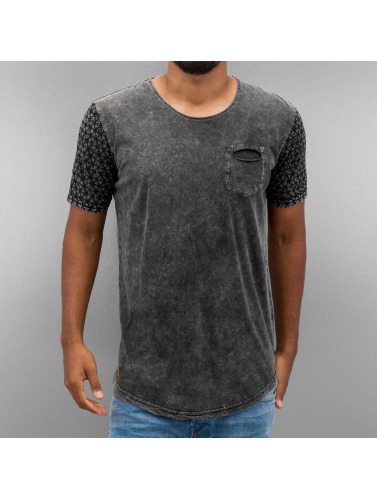 Red Bridge Hombres Tall Tees Ribo in gris