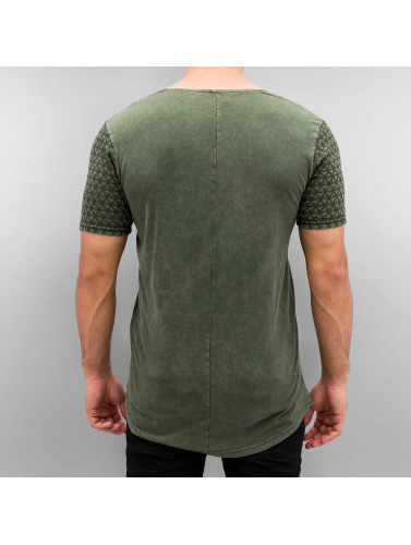 Red Bridge Herren Tall Tees Ribo in khaki