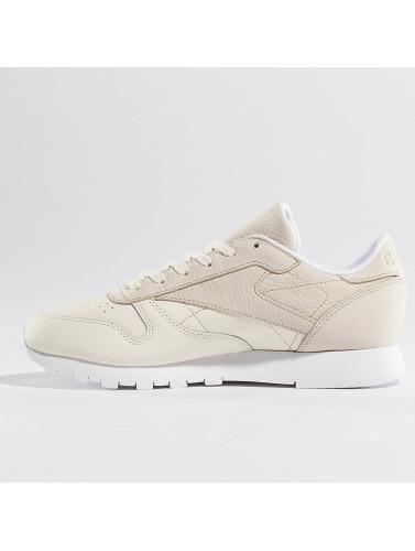 Reebok Damen Sneaker Classic Leather Sea You Later in beige Mit Paypal Zahlen Online CkTtsm5j2D