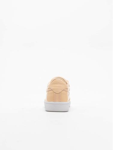 Reebok Sneaker Damen Club C 85 Patent Beige
