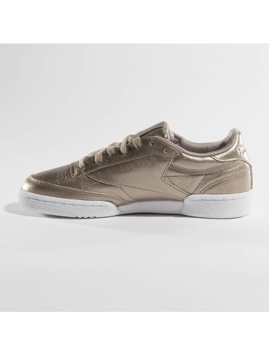 Reebok Damen Sneaker Club C 85 Melted Metallic Pearl in goldfarben Billig Billig Kosten Online 0ShfS6C
