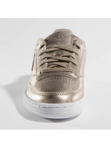 Reebok Damen Sneaker Club C 85 Melted Metallic Pearl in goldfarben