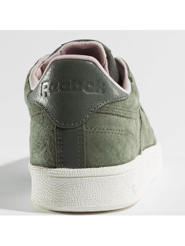 Reebok Damen Sneaker Club C 85 W&W in grün