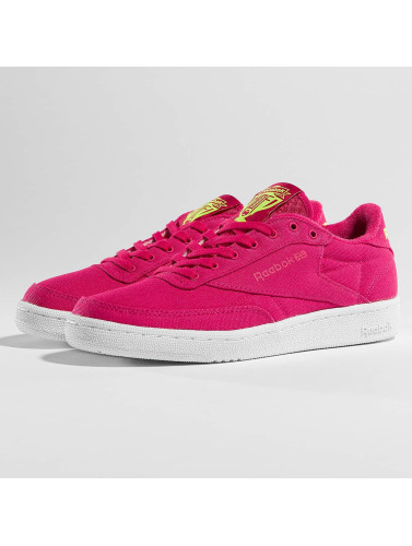 Reebok Damen Sneaker Club C 85 EH in pink