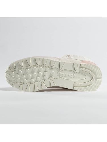 Reebok Damen Sneaker Classic Leather Artic in rosa