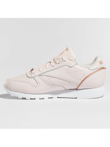 Reebok Damen Sneaker Leather HW in rosa