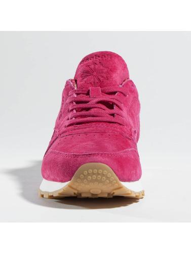 Reebok Damen Sneaker Classic Leather In Rot