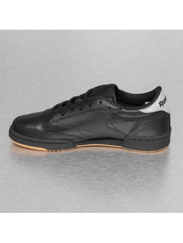 Reebok Damen Sneaker Club C 85 Diamond in schwarz