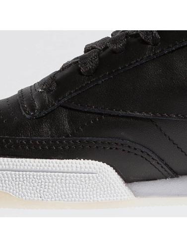 Günstiger Preis Auslass Verkauf Reebok Damen Sneaker Club C 85 Leather in schwarz Austrittsstellen Zum Verkauf Kosten Verkauf Online Niedriger Preis Online Bilder Zum Verkauf 96WxRF7WqX