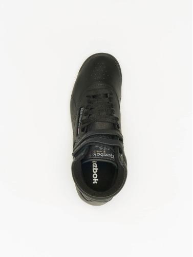 Reebok Damen Sneaker Freestyle Hi Basketball Shoes in schwarz