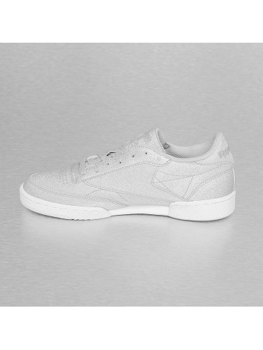 Reebok Damen Sneaker Club C 85 SYN in silberfarben