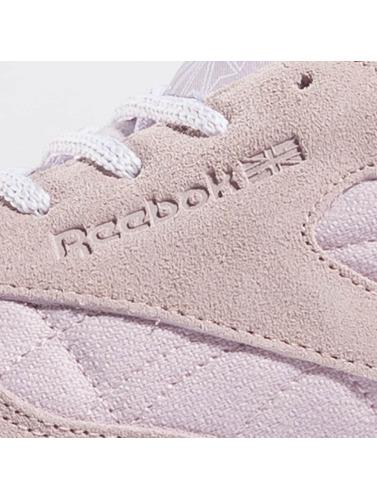 Erstaunlicher Preis Günstig Online Auslass 2018 Neueste Reebok Damen Sneaker Classic Leather Sea-Worn in violet Qualität Original bGDjS