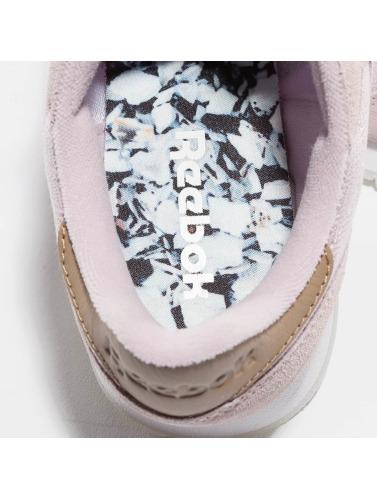 Reebok Damen Sneaker Classic Leather Sea-worn In Violet