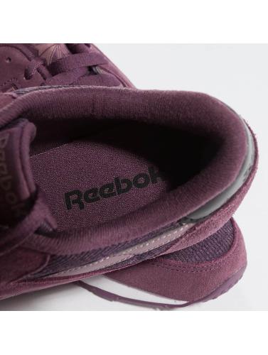 Reebok Damen Sneaker Classic Nylon in violet