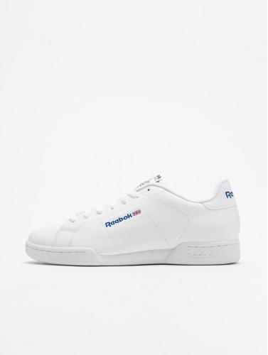 Billige Websites Auslass Viele Arten Von Reebok Sneaker NPC II in weiß Günstig Kaufen Shop duesld