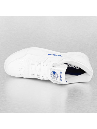 Reebok Herren Sneaker Workout Plus Classics in weiß