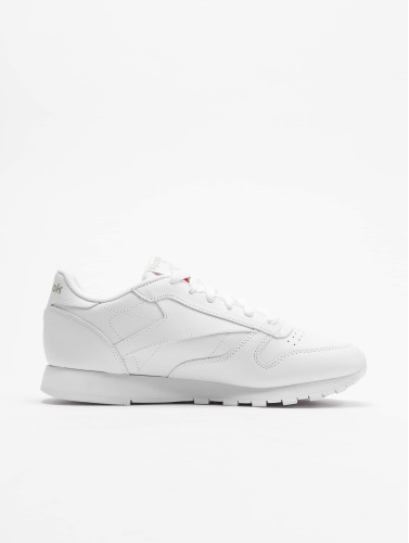 Reebok Damen Sneaker CL Leather in weiß