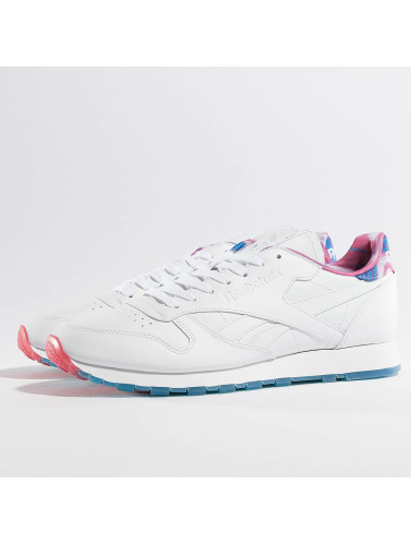 Reebok Herren Sneaker Classic Leather MSP in weiß