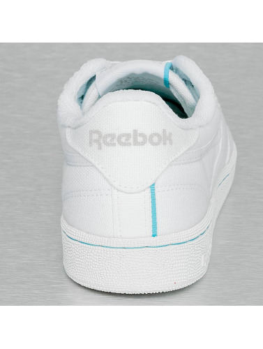 Reebok Damen Sneaker Club C 85 TC in weiß