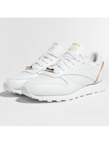 Reebok Damen Sneaker Leather HW in weiß