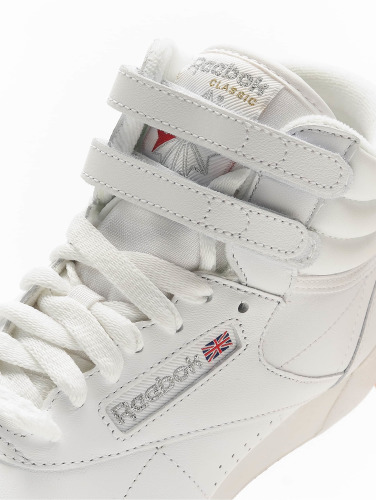 Reebok Sneaker Freestyle Hi Basketball Shoes in weiß Auslass Für Schön Auslass Bilder Rabatt Browse zOkYLr