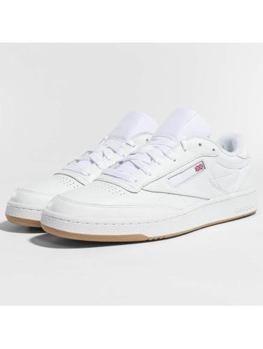 Reebok Herren Sneaker Club C 85 ESTL in wei