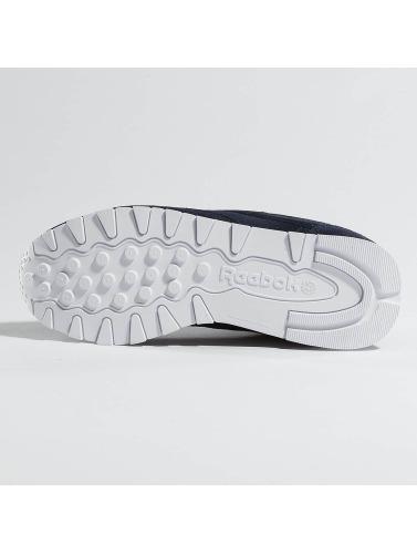 Reebok Mujeres Zapatillas de deporte Classic Leather MH in índigo
