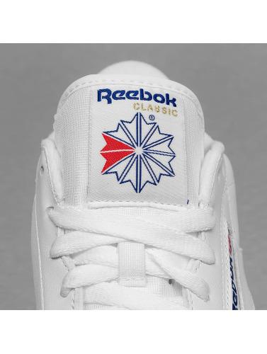 Reebok Hombres Zapatillas de deporte Exofit Lo Clean Logo in blanco