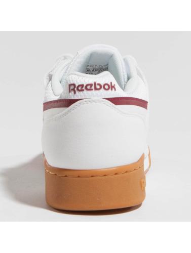 Reebok Hombres Zapatillas de deporte Workout Plus MVS in blanco
