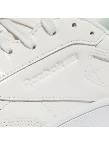 Reebok Mujeres Zapatillas de deporte Club C 85 Patent in blanco