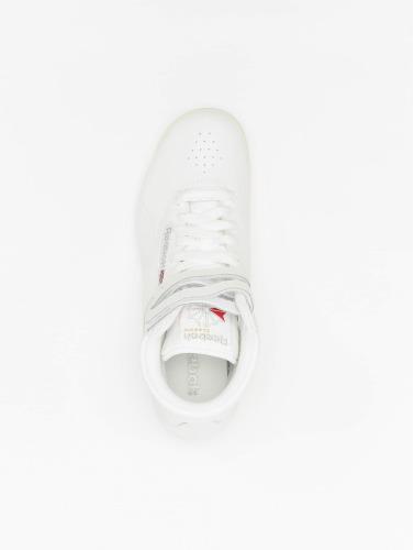 Reebok Zapatillas de deporte Freestyle Hi Basketball Shoes in blanco