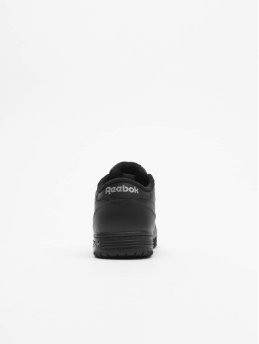 Reebok Hombres Zapatillas de deporte Exofit Lo Clean Logo in negro