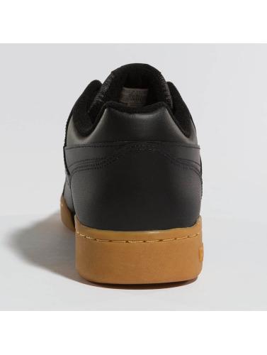 Reebok Hombres Zapatillas de deporte Workout Plus in negro