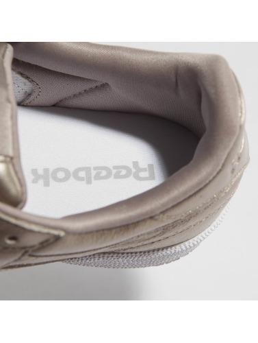 Reebok Mujeres Zapatillas de deporte Club C 85 Melted Metallic Pearl in oro