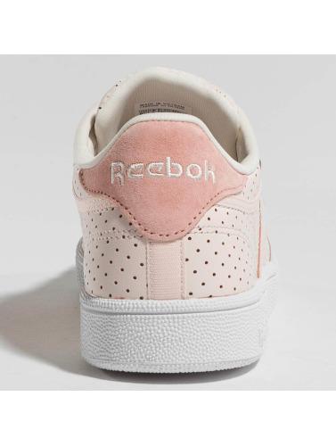 Reebok Mujeres Zapatillas de deporte Club 85 Popped in rosa