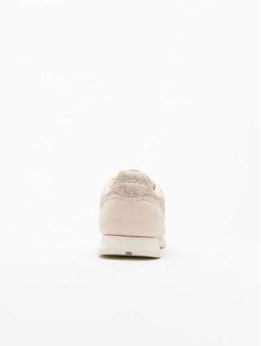 Reebok Mujeres Zapatillas de deporte Classic Leather Shimmer in rosa