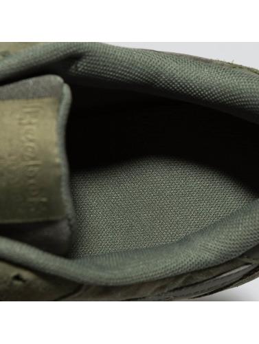 Reebok Hombres Zapatillas de deporte Classic Nylon SG in verde