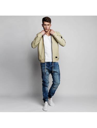 Reell Jeans Herren Bomberjacke Technical in beige