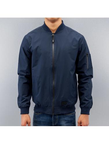 Reell Jeans Herren Bomberjacke Technical in blau