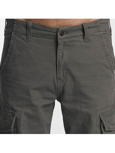 Reell Jeans Herren Cargohose Flex in grau