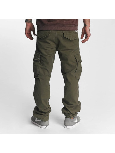 Reell Jeans Herren Cargohose Flex in olive