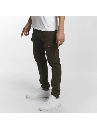 Reell Jeans Herren Cargohose Jogger Cargo in olive