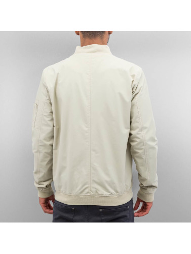 Technical beis Reell Hombres Cazadora bomber Jeans in 0qw7UIPx