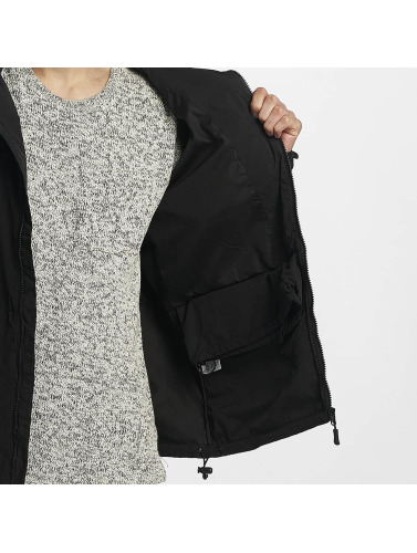 Reell Jeans Hombres Chaqueta de entretiempo Jeans Packable Track in negro