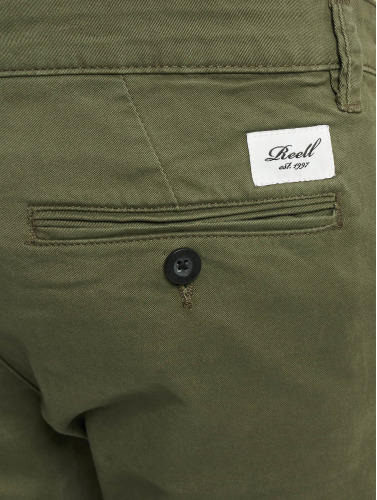 Reell Jeans Herren Chino Flex Tapered in olive