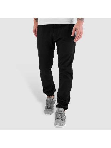 Reell Jeans Herren Chino Jogger in schwarz