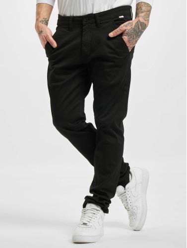 Reell Jeans Herren Chino Flex Tapered in schwarz