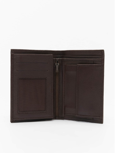 Reell Jeans Geldbeutel Trifold Leather in braun