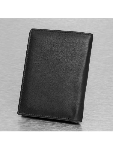 Reell Jeans Geldbeutel Trifold in schwarz